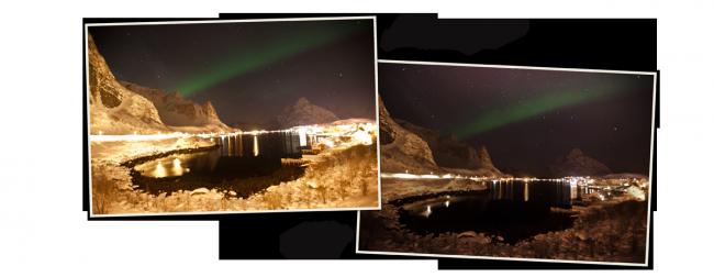 photographier_une_aurore_boreale_avec_filtre_degrade