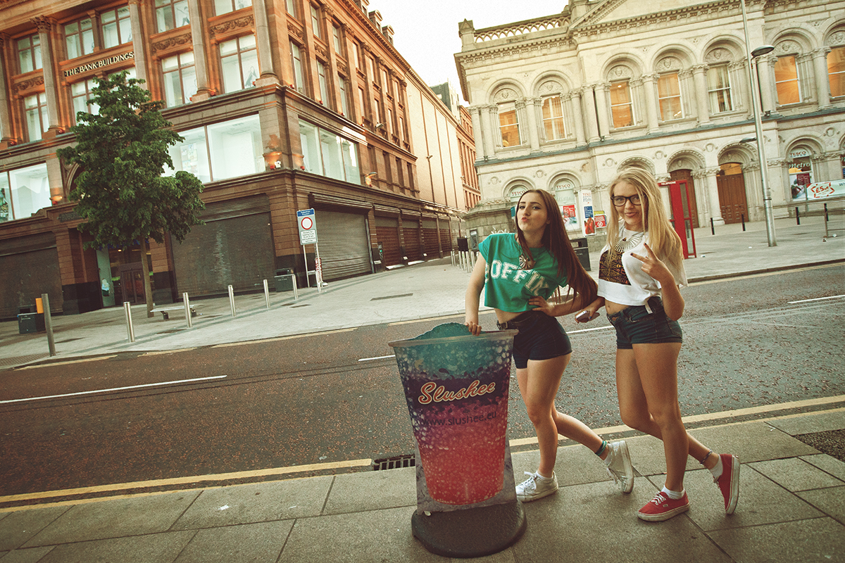 Rencontre fille irlandaise