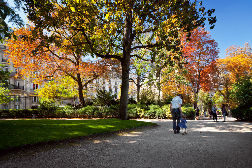 D couvrir paris en famille un dimanche au jardin du for Au jardin du luxembourg