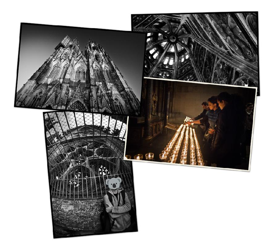 visiter la cathédrale de Cologne
