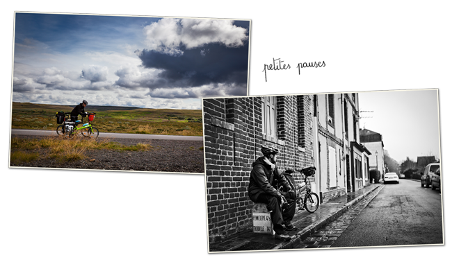 Photographier ses voyages à vélo