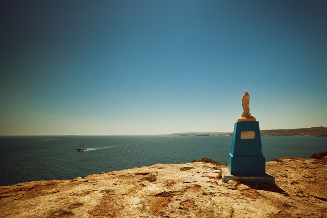 Péninsule de Marfa, Malte