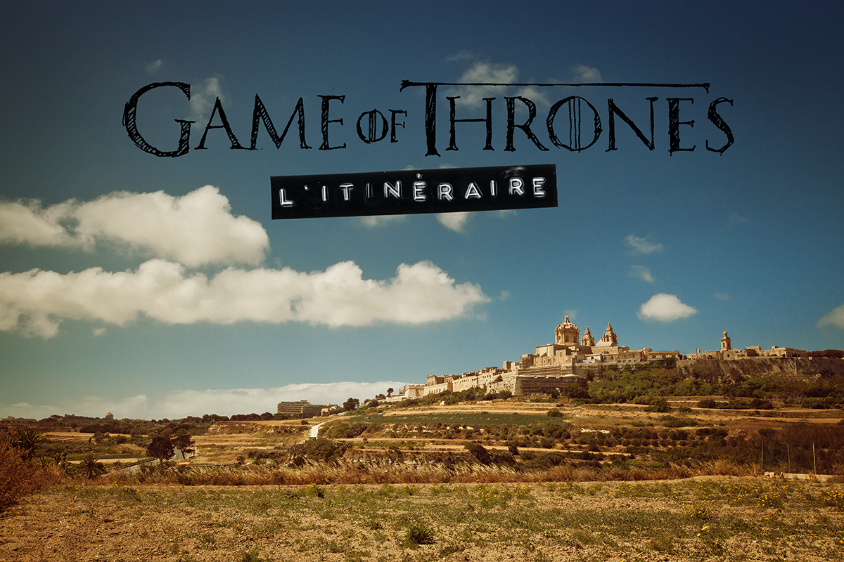 Game of Thrones à Malte