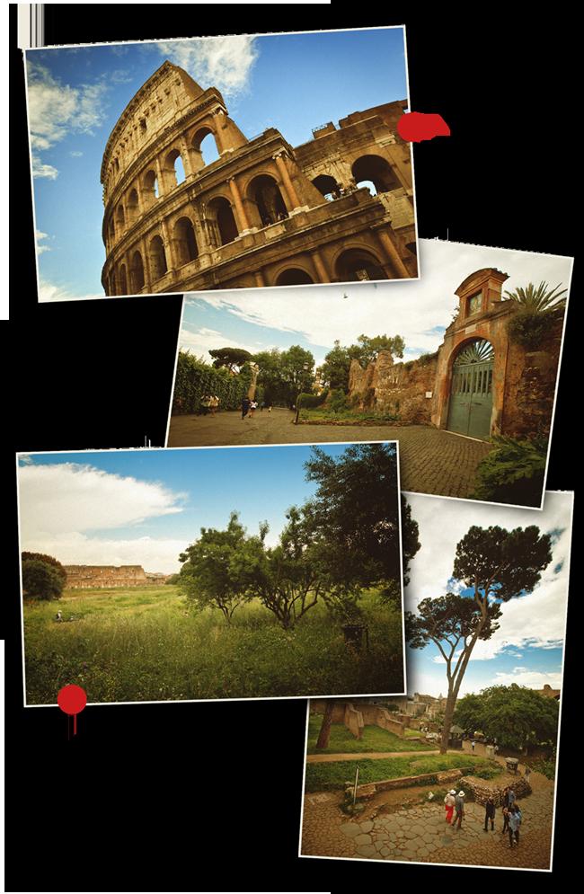 48h à Rome