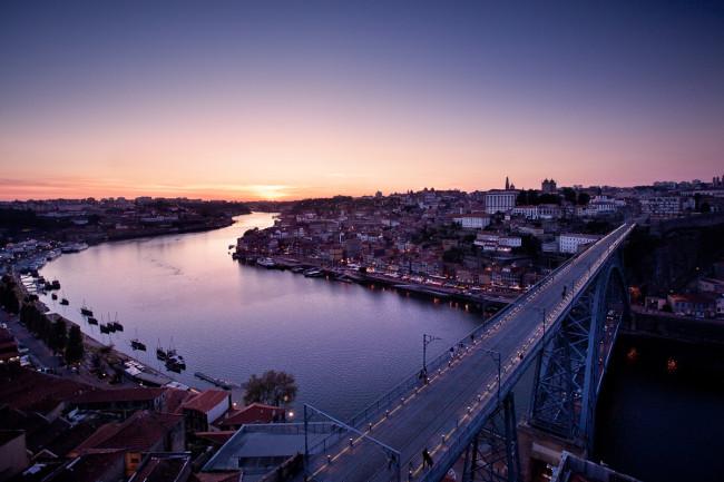 coucher_de_soleil_Porto