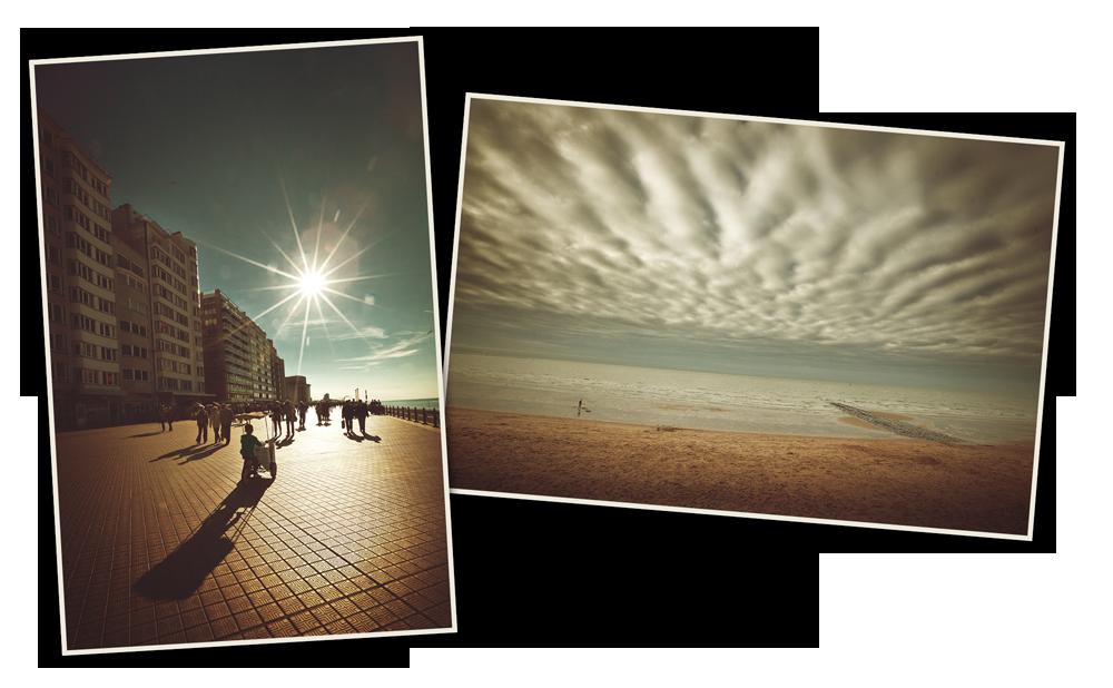 Week-end à Ostende