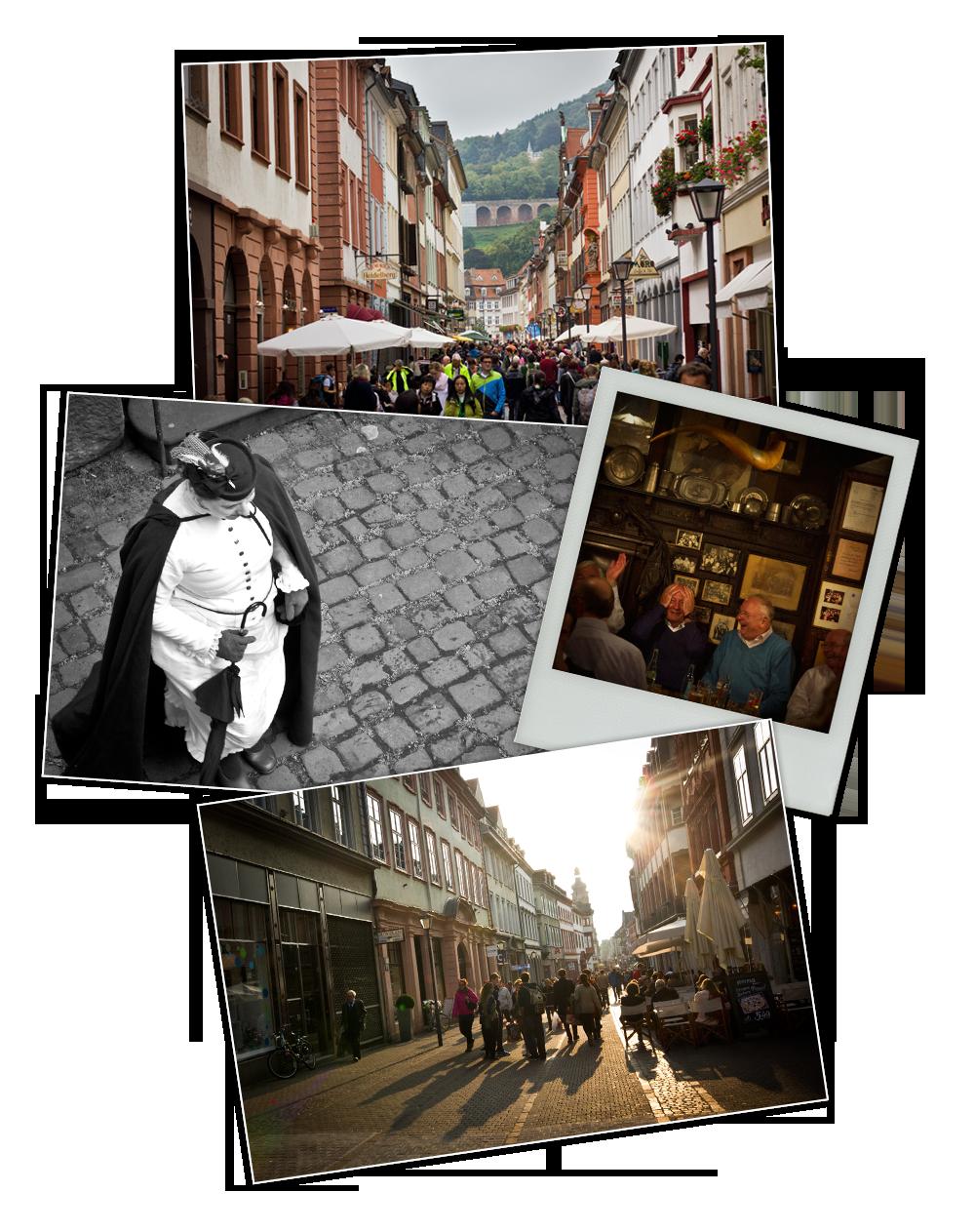 mep Heidelberg _ ville monde
