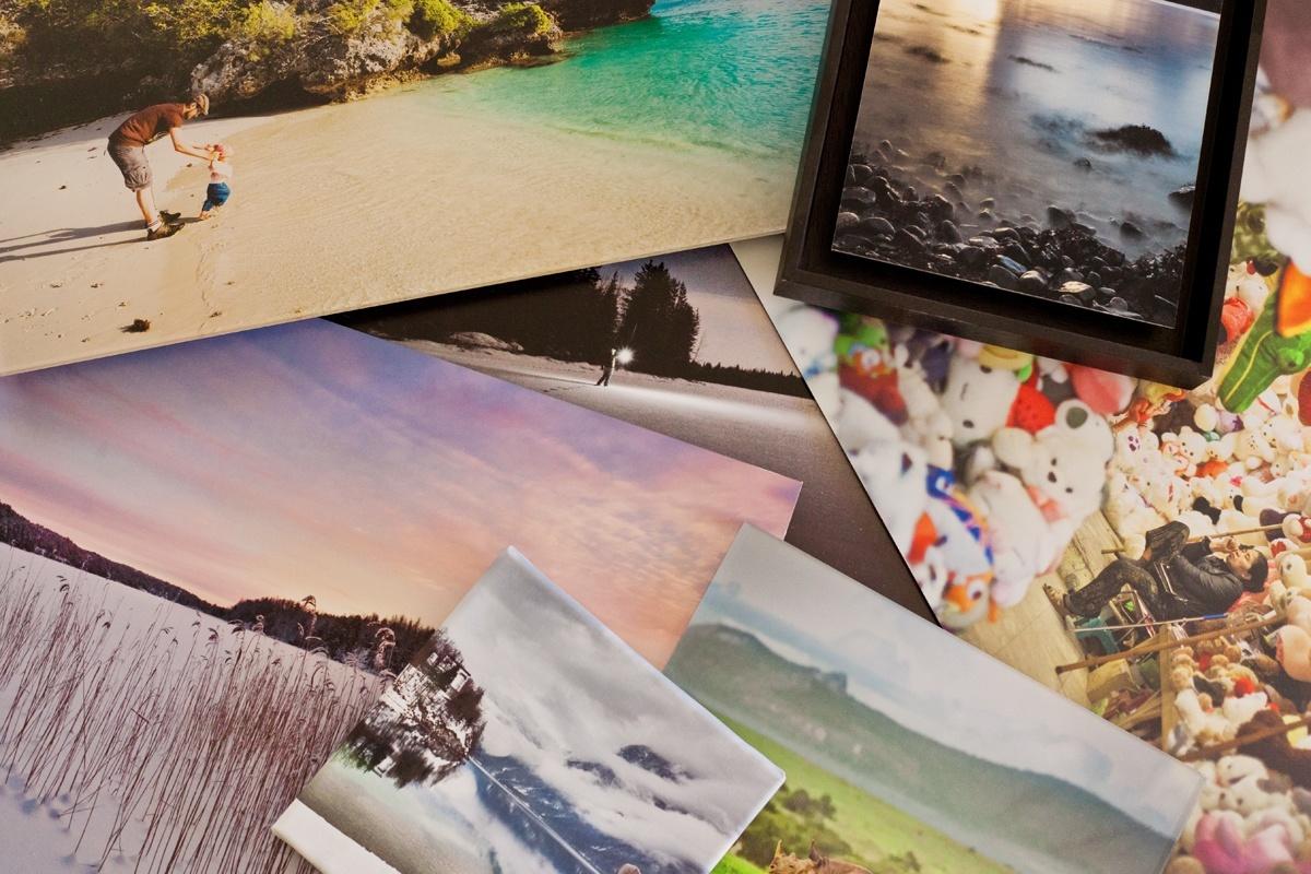 Imprimer ses photos de voyage