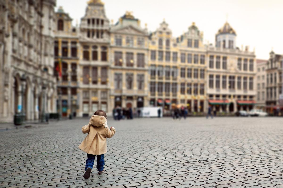 Bruxelles en famille