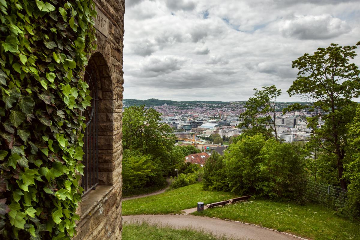 Eugensplatz, Stuttgart