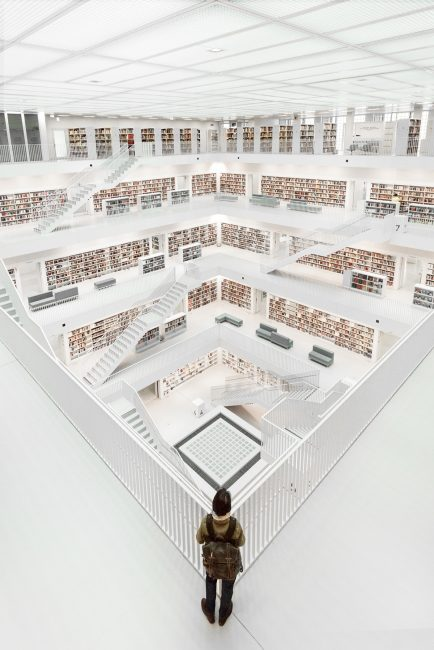 Stadtbibliothek, Stuttgart
