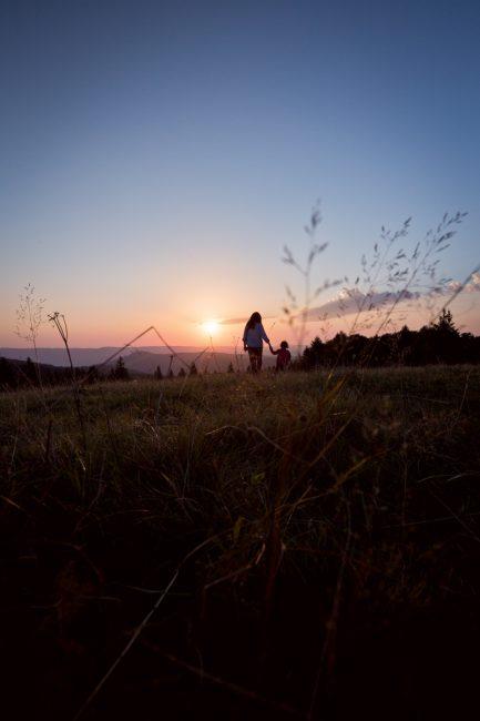 visiter la Forêt-Noire en famille : mont kandel