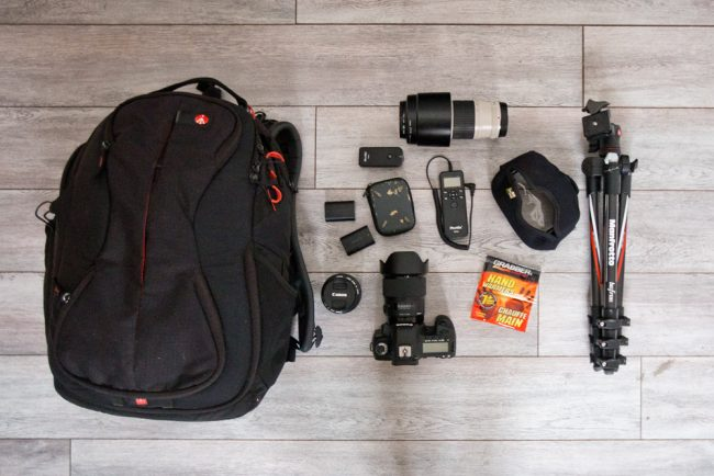 sac photo voyage