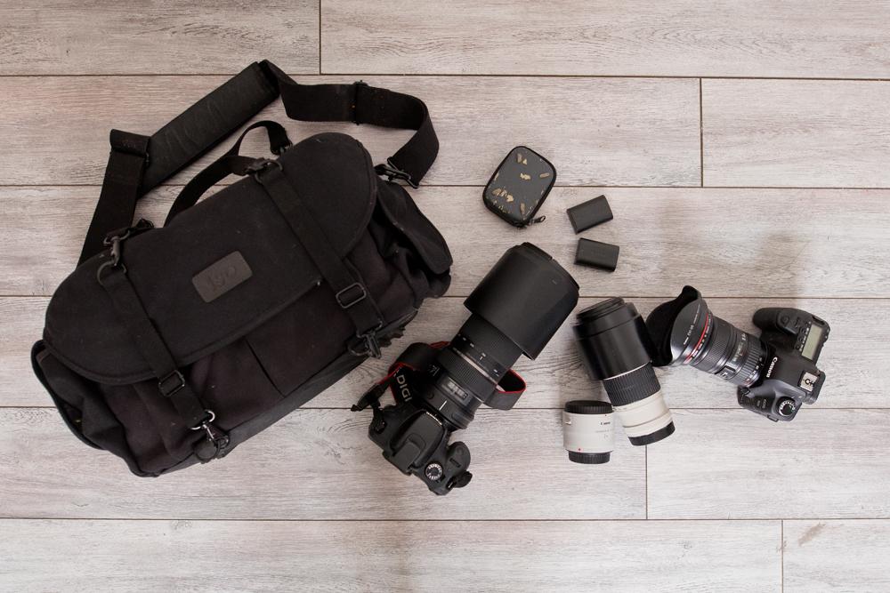 7d758bcde1 Quel sac photo pour voyager ? - Madame Oreille, blog voyage et ...