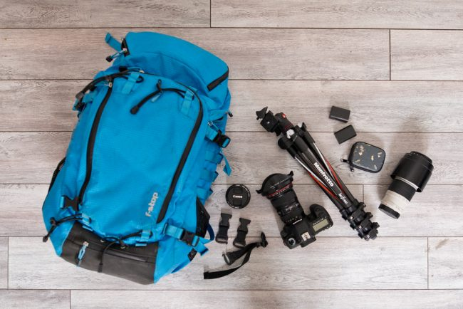 sac photo voyage trek