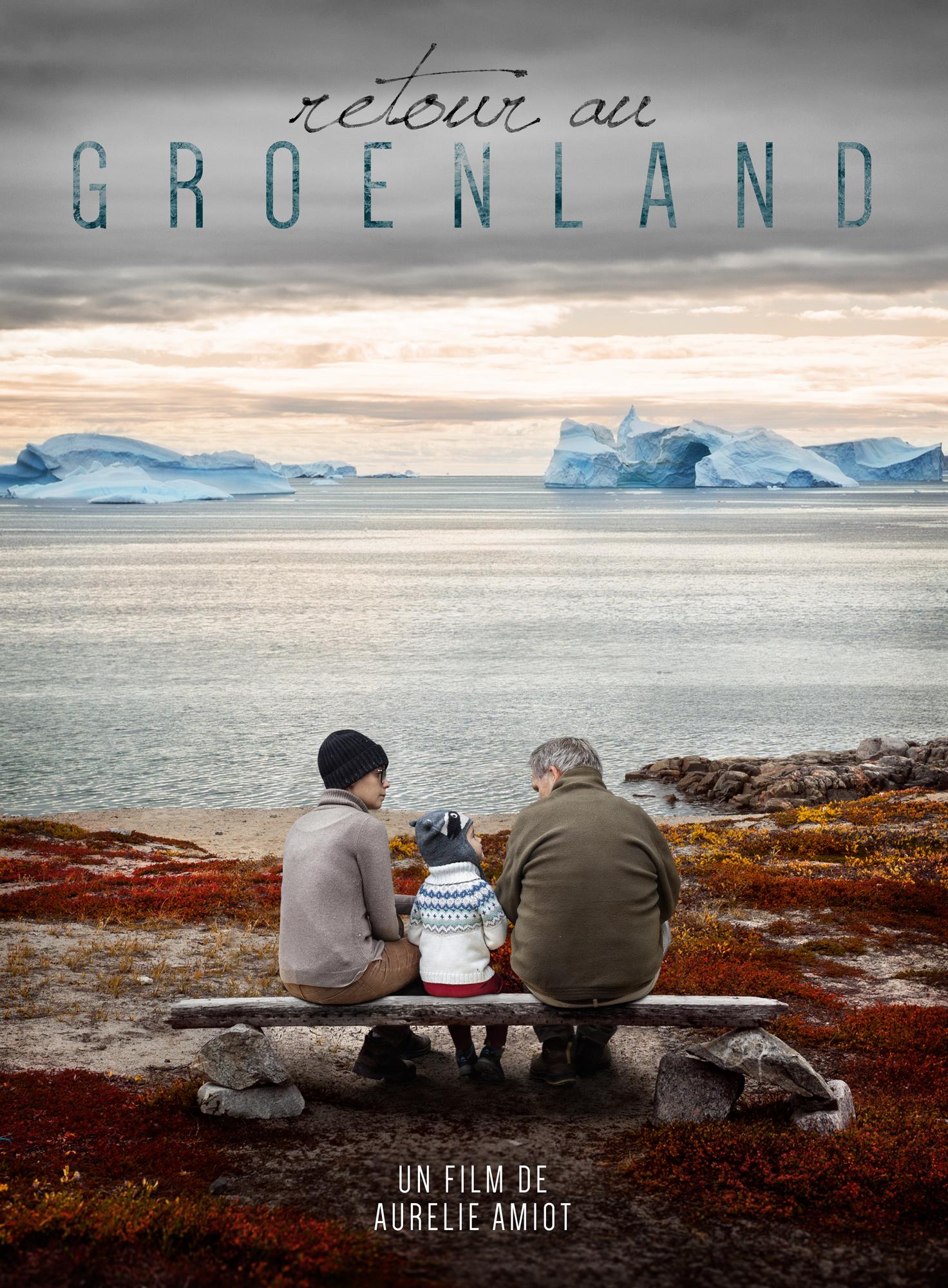 affiche du docu Retour au Groenland