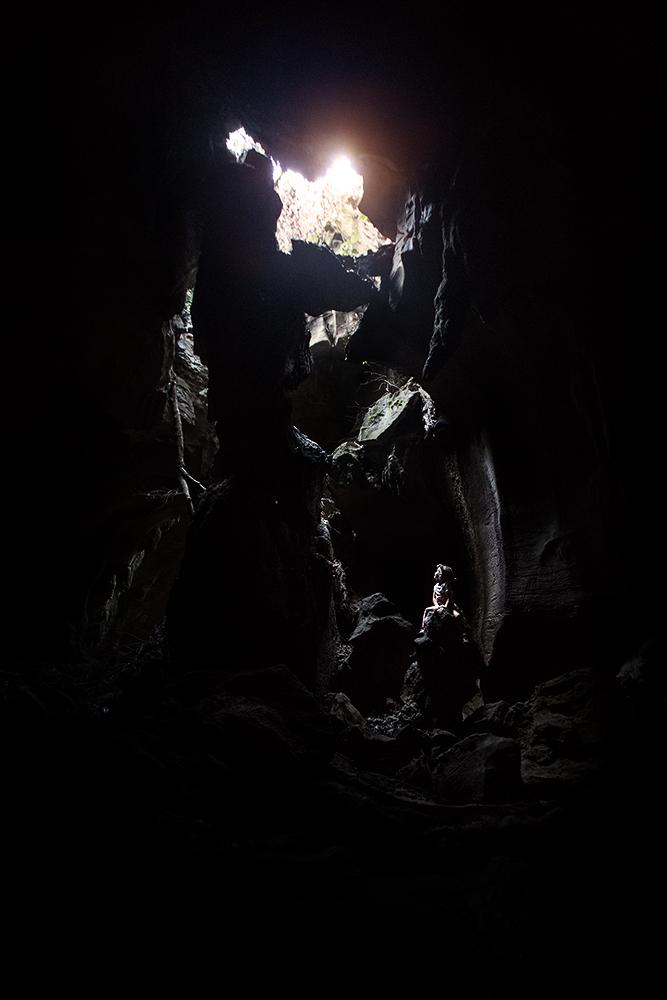 bat cave à bukit lawang