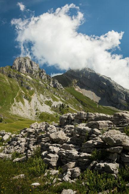 Randonnée autour du Grand-Bornand