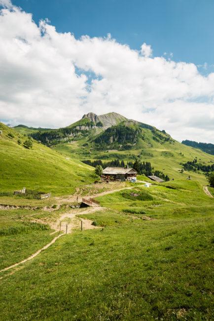 Ferme du Jalouvre, Grand-Bornand