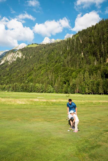Golf au Grand-Bornand