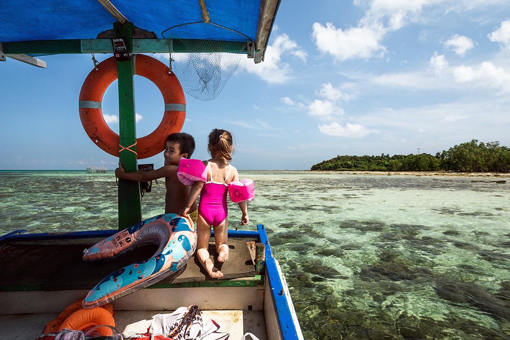 voyage à belitung
