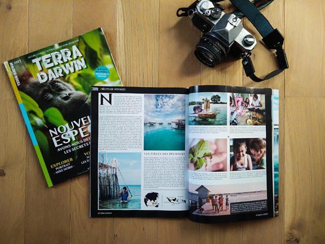 magazine terra darwin