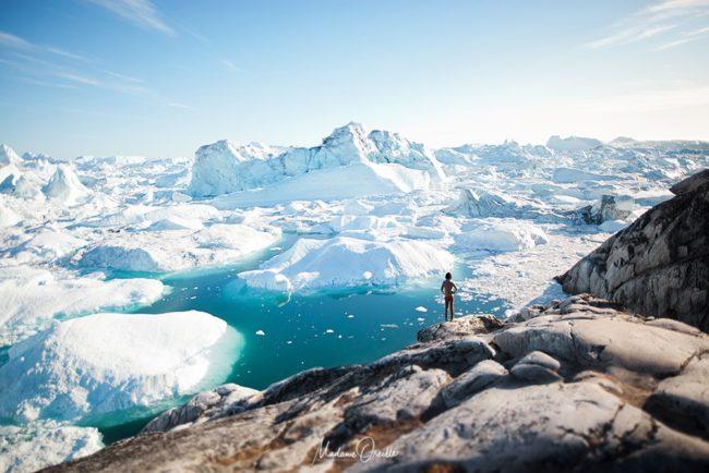 Illulisat, Groenland