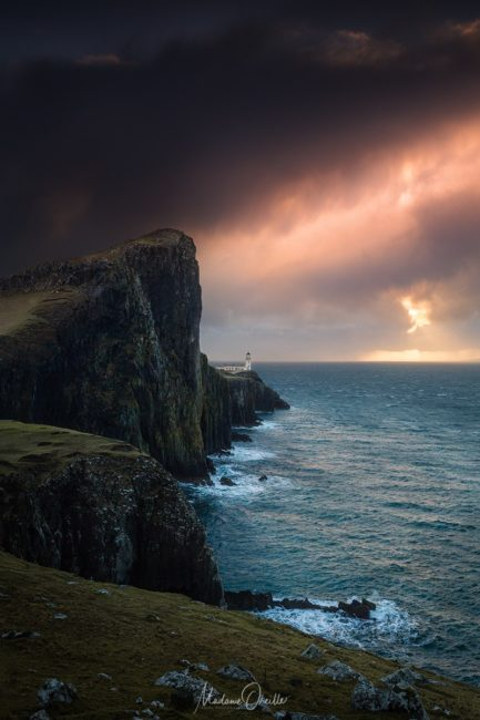 Neist Point, île de Skye, Écosse