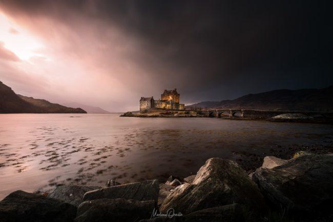 Eilean Donan Castle île de Skye, Écosse