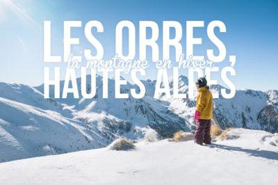 apprendre à skier en famille aux Orres