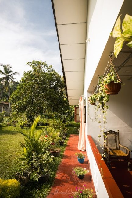 guest house à mirissa