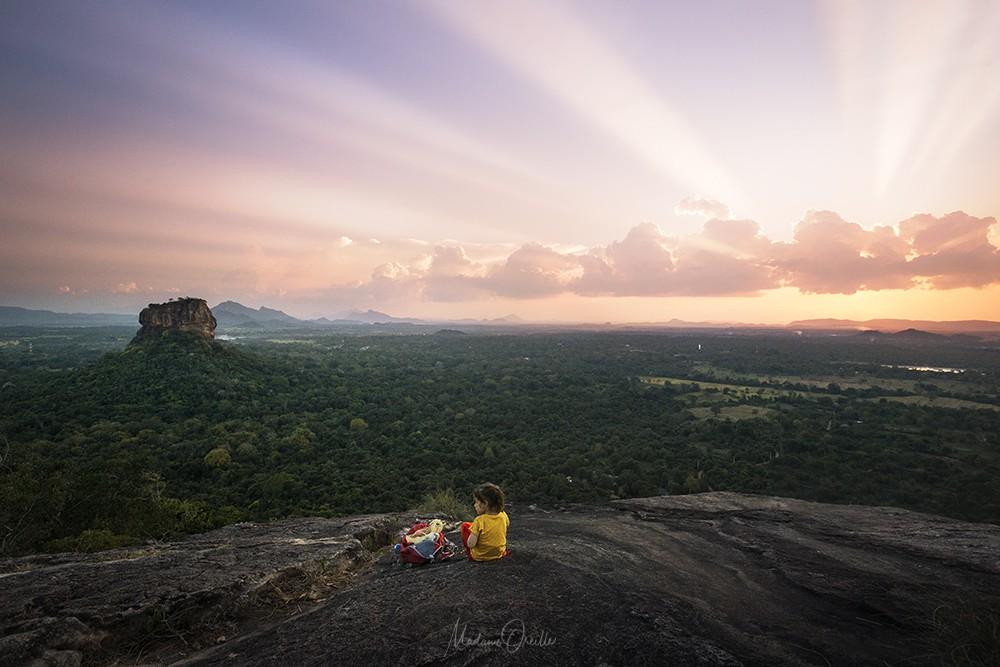 Pidurangala, Sigiriya, Sri Lanka