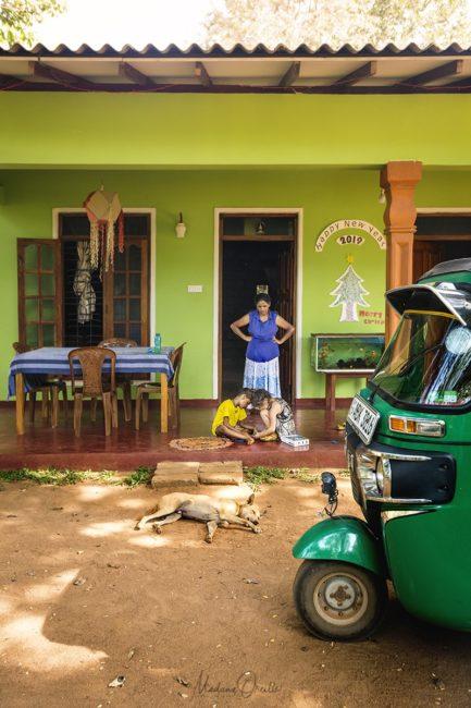 Meilleure guest house sigiriya