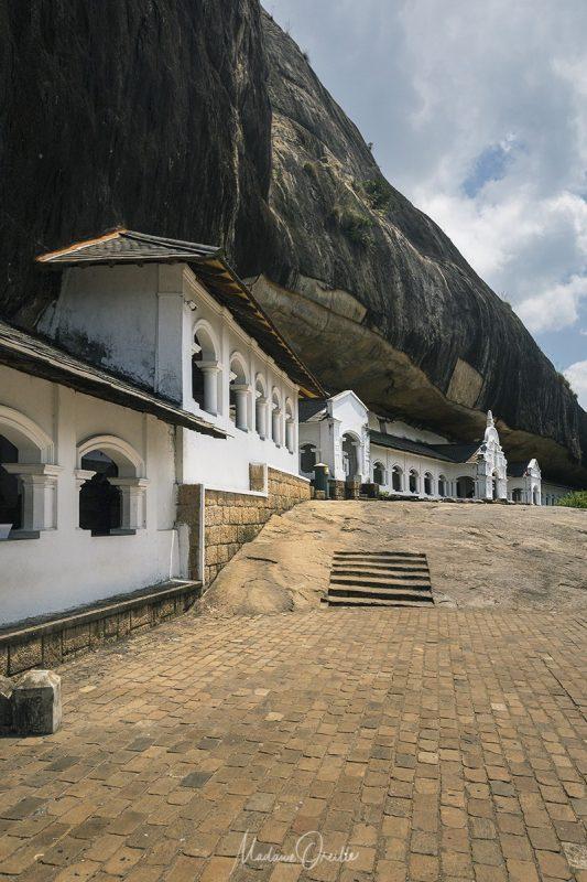 Les grottes sacrées de Dambulla