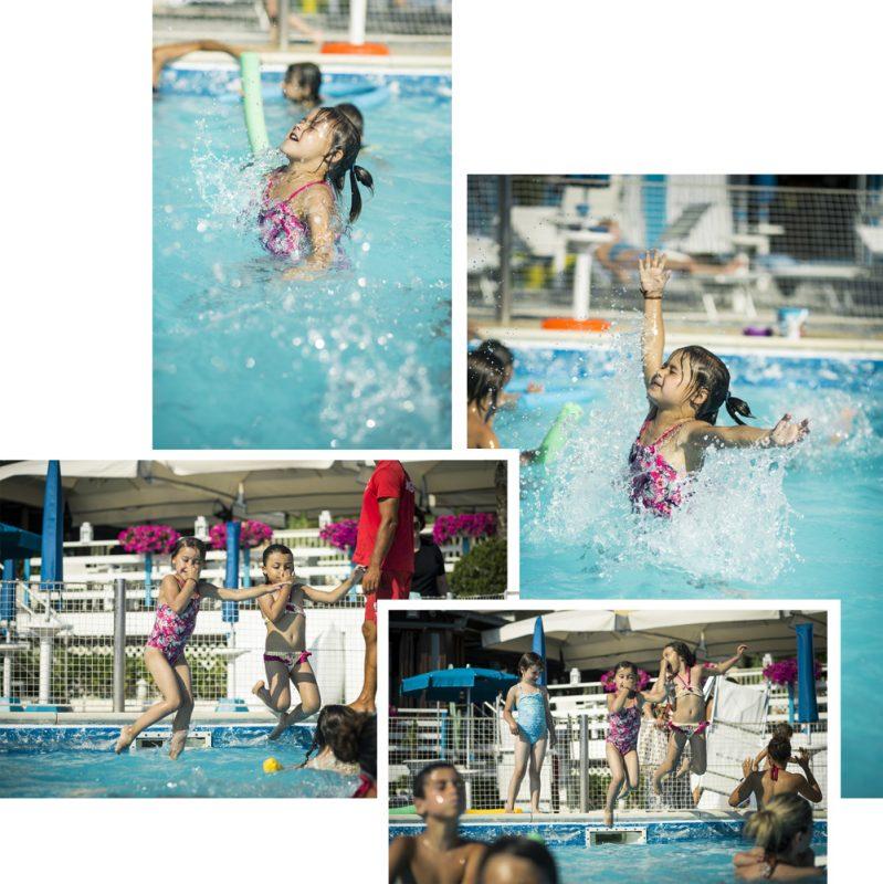piscine à Gênes