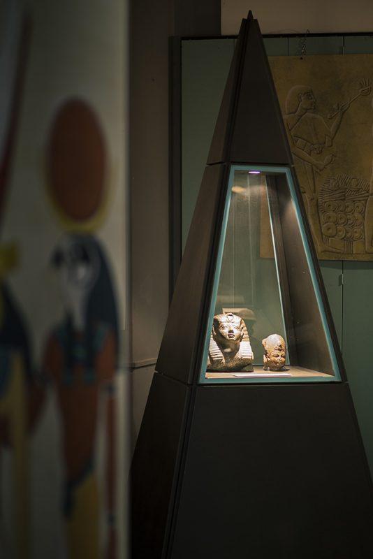 Gênes en famille - musée d'achéologie