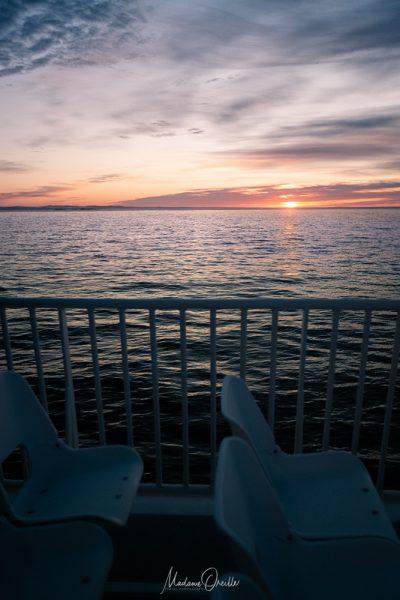 Liaison par bateau entre Saint-Pierre et Miquelon