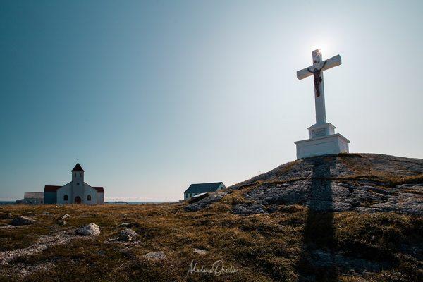 église de l'île aux marins