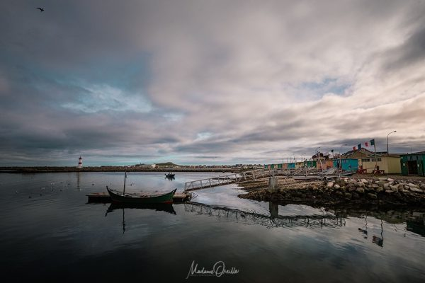 Doris au port