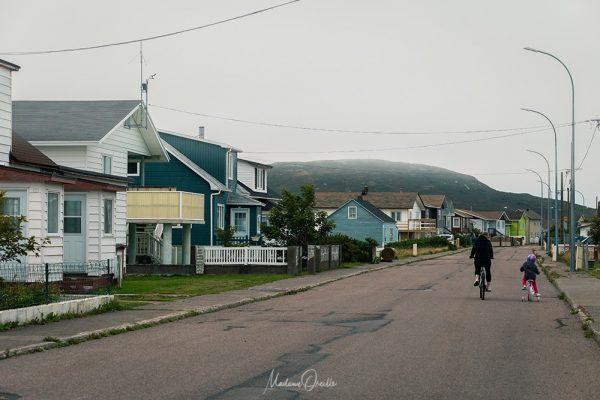 Vélo à Miquelon