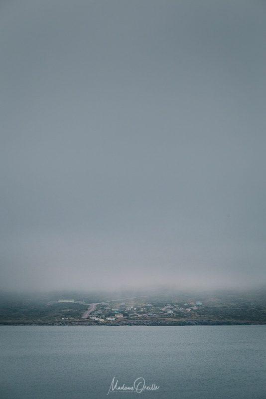 brume sur Miquelon