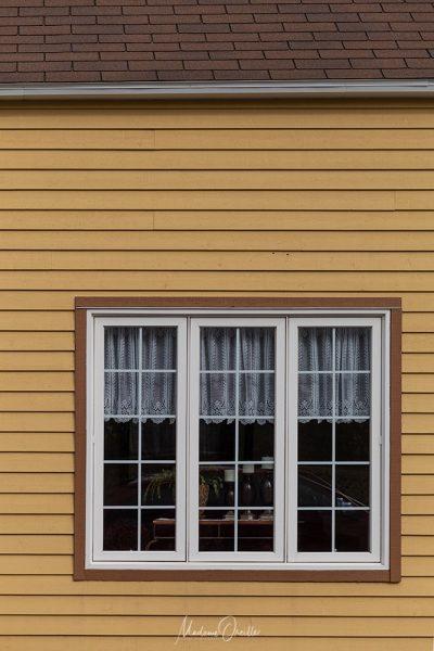 Maisons en bois à Saint-Pierre