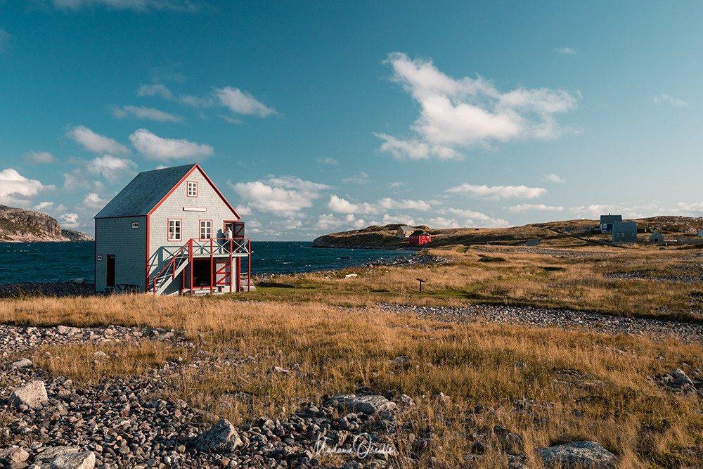 Maison Jézequel sur l'île aux Marins