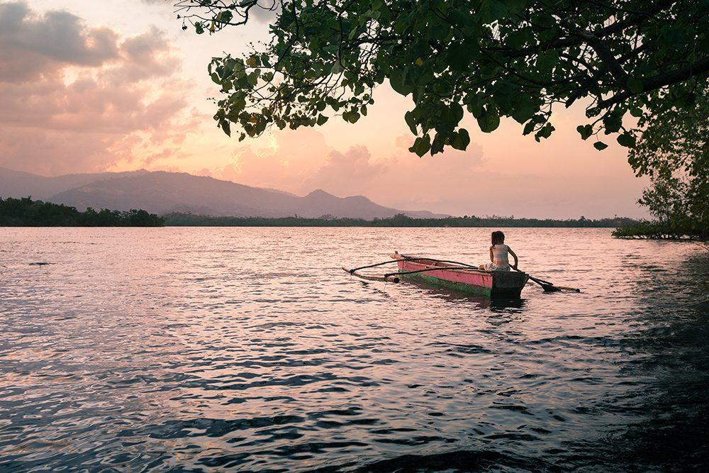 bateau de pecheur à Sulawesi