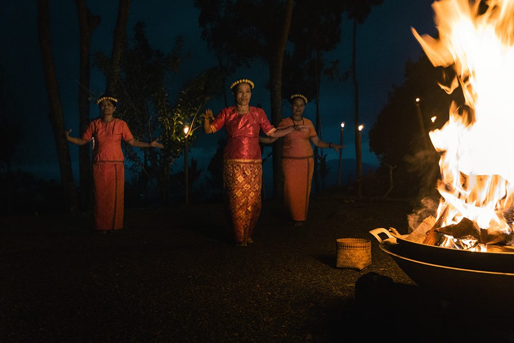 danses traditionnelles sulawesi