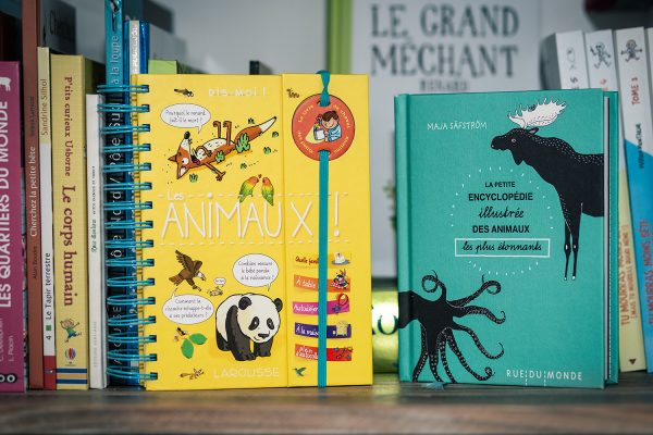 Livres pour enfants : Les animaux / La petite encyclopédie illustrée des animaux les plus étonnants