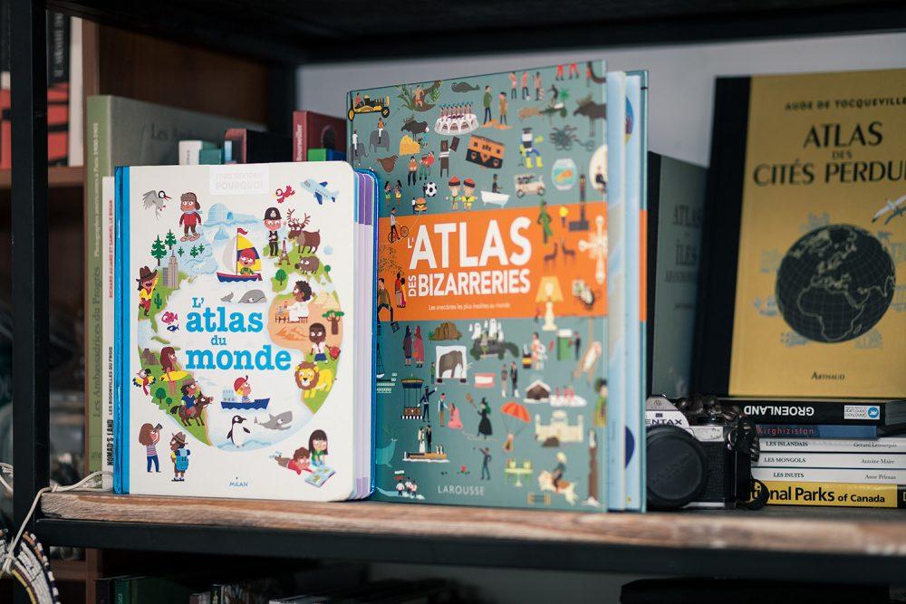 Atlas pour enfants