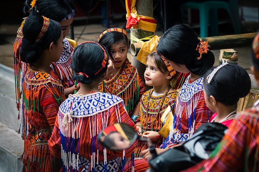 Jour de mariage au Pays Toraja
