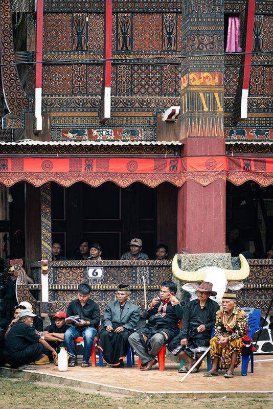 cérémonie funéraire au pays toraja