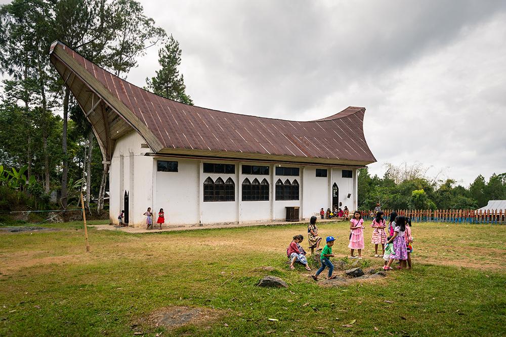 église toraja